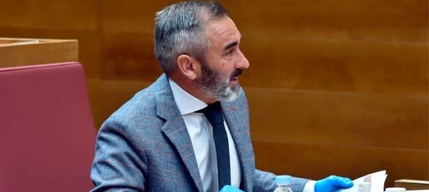 """Barrachina: """"Este nuevo castigo a la provincia de Castellón por parte del Gobierno supone una grave pérdida de competitividad para las empresas de la provincia"""""""