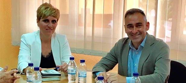 """Vicente-Ruiz ha calificado hoy de """"decepcionante"""" la actitud de PSOE y Compromís."""