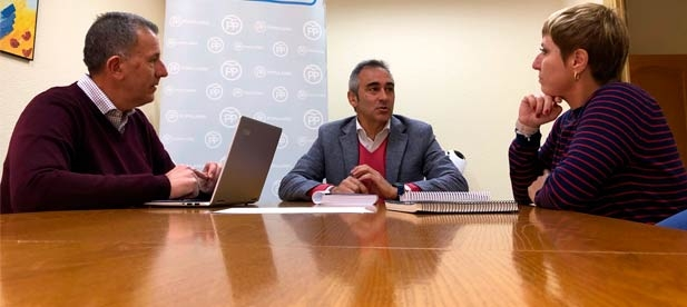 """Barrachina """"El Partido Popular será la voz de aquellos que quieran luchar por un futuro mejor y más oportunidades para Castellón"""""""