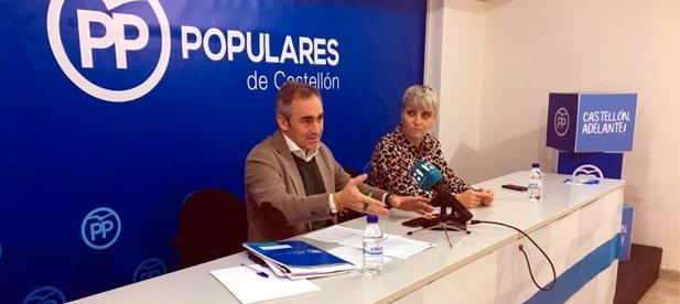 """Barrachina: """"Nuestras enmiendas irán para que se liberalicen aquellas autopistas que ya están amortizadas, como es el caso de la que cruza Castellón, Valencia y Alicante"""""""
