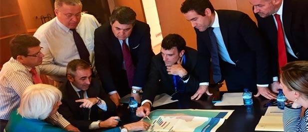 El PP sigue sumando esfuerzos para obtener las mejores prestaciones del corredor Mediterráneo en la provincia de Castellón.