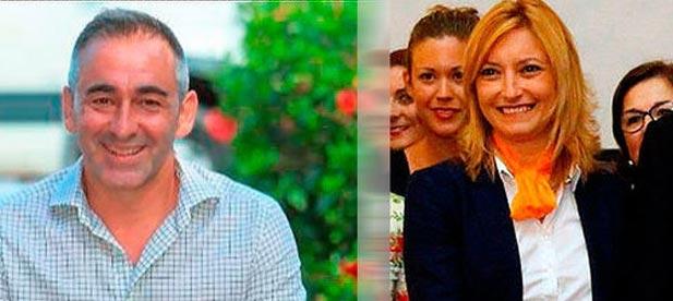 Condenan a la diputada de Cs Cristina Gabarda a pagar 4.380 € por injurias al presidente provincial del PP Miguel Barrachina