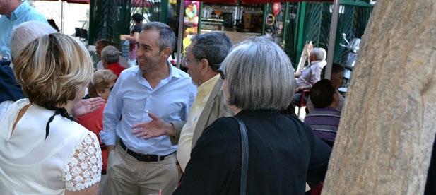 El Comité Organizador del Congreso del PP de Castellón ha proclamado hoy a Miguel Barrachina de forma oficial como candidato a presidir el PPCS en el XIV congreso del partido.