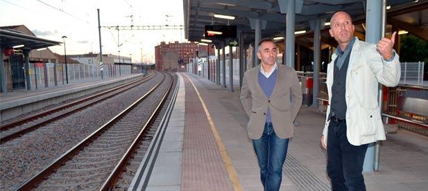 En Nules, el Gobierno de Mariano Rajoy ejecuta desde hace meses la construcción de un aparcamiento ligado a la estación por un importe de 820.111,65 euros.