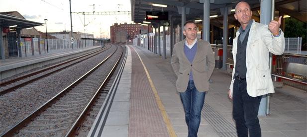 """García: """"Nuestro municipio debe seguir exigiendo inversión, porque deseamos que la localidad prospere y avance con hechos y no con palabras que al final se las lleva el viento""""."""