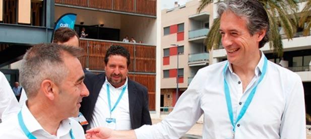 La cerámica y la naranja de Castellón viajarán en tren de forma directa hasta Europa, sin hacer trasbordo, gracias al proyecto del corredor Mediterráneo que ha impulsado el Ministerio de Fomento.