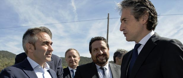 """Barrachina: """"Sólo hay que ver que desde la UJI, pasando por el AVE o los tramos de autovía, todo son obras que han llevado a cabo con Gobiernos del PP"""""""