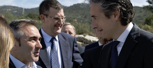 """Barrachina: """"Mientras el gobierno del Partido Popular invierte en infraestructuras útiles el PSOE sólo nos dejó el Castor y las desaladoras que nadie quiere""""."""