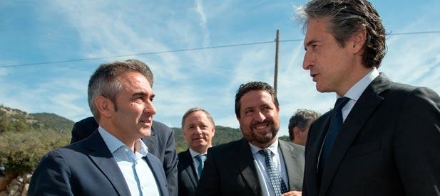 """Barrachina: """"Todas las obras útiles para Castellón, desde la UJI hasta el AVE, las han realizado gobiernos del Partido Popular"""""""