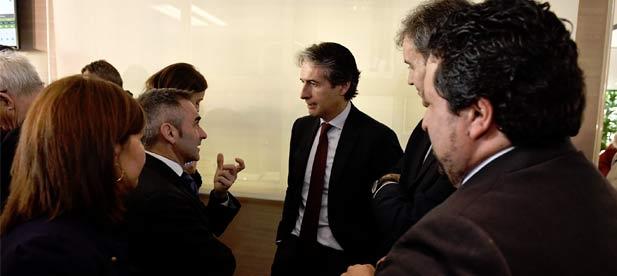 """Barrachina: """"Esta inversión consolida a Castellón como la locomotora del crecimiento y de la creación de oportunidades"""""""