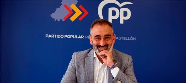 """Barrachina: """"Castellón, la Comunitat y España necesitan de las ideas y de la gestión del PP basada en menos impuestos, menos burocracia y más libertad"""""""