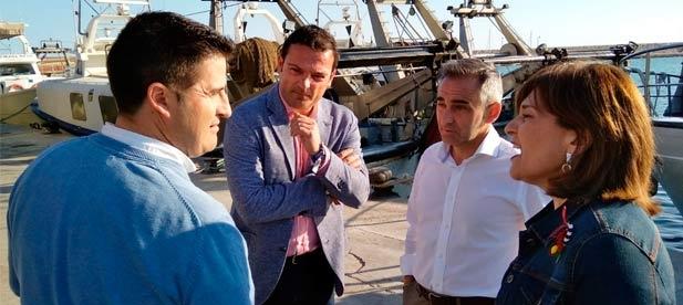 """Barrachina: """"Defender a la pesca de Castellón es defender la identidad de la provincia"""""""
