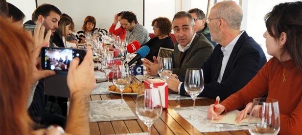 """Barrachina: """"El PPCS seguiremos abanderando la creación de empleo y la bajada de impuestos como reivindicación para la provincia de Castellón"""""""