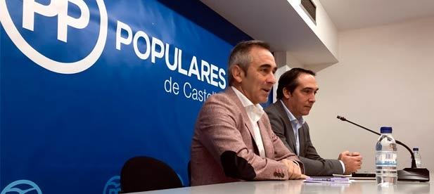 """Ibáñez """"el Partido Popular de Castellón hemos presentado 200 enmiendas para corregir este castigo pero las han rechazado todas"""""""