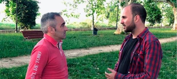 El presidente del PPCS ha participado en una comarcal en Albocàsser donde ha mostrado su apoyo a los paranyers y cazadores ante la cruzada que mantiene el Consell contra las tradiciones de la provincia de Castellón
