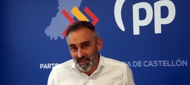 """Barrachina: """"Hay muchas personas preparadas en la provincia que pueden asumir el reto de liderar la presidencia del PPCS"""""""
