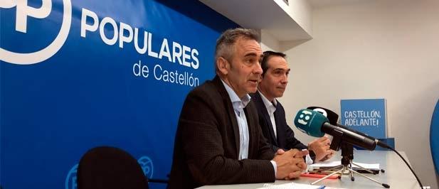 """Barrachina """"Va a ser la tercera vez que un gobierno socialista nos mete en una crisis socialista y eso tiene una fácil solución el próximo 28 abril"""""""