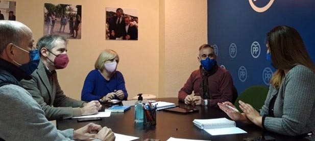 El presidente provincial se reúne con municipios afectados por los últimos recortes de la Conselleria de Sanidad en municipios de Castellón en atención primaria