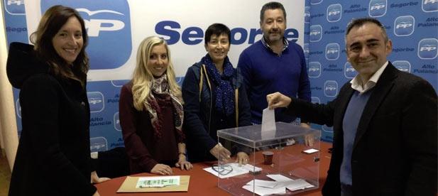 La maquinaria del PP está en marcha para la celebración del próximo congreso que se celebrará el 3 de junio en Peñíscola.