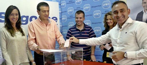 """Barrachina: """"En el próximo congreso vamos a decidir lo que somos y lo que queremos que es lo mismo que lo que la provincia de Castellón es y quiere"""""""