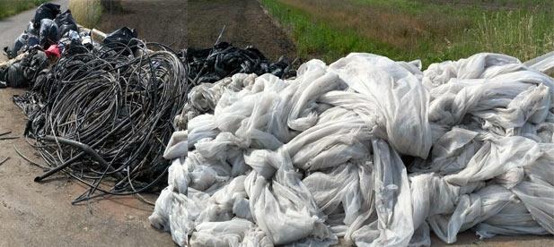El GMP de Almenara ha pedido ha pedido al equipo de gobierno socialista que utilice la tasa agrícola que cobra a los agricultores por prestación de los servicios de recogida de residuos sólidos.