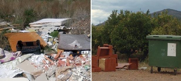 """García ha instado a Segarra a """"dar la orden para activar un dispositivo especial de limpieza que dé respuesta a las necesidades y demandas de los vecinos""""."""