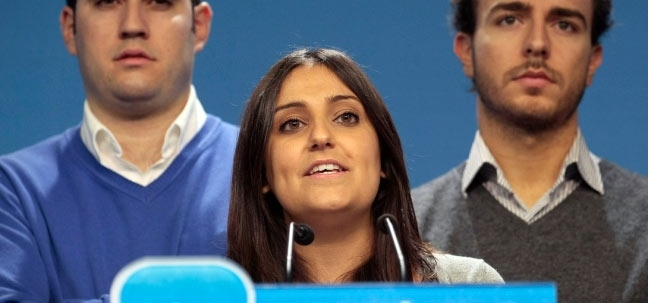 Beatriz Jurado presenta su candidatura a la Presidencia de NN.GG.
