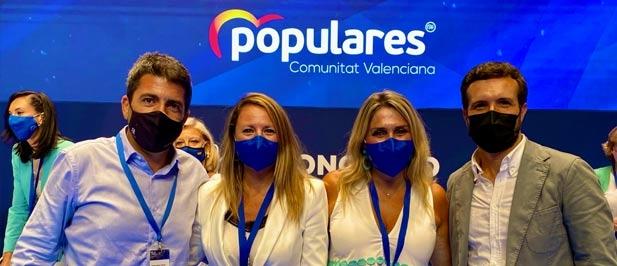 """Marta Barrachina: """"Seguimos recibiendo peticiones de ciudadanos, de todos los rincones de la provincia, que el domingo se subirán a un autobús para participar en Valencia en un acto multitudinario"""""""