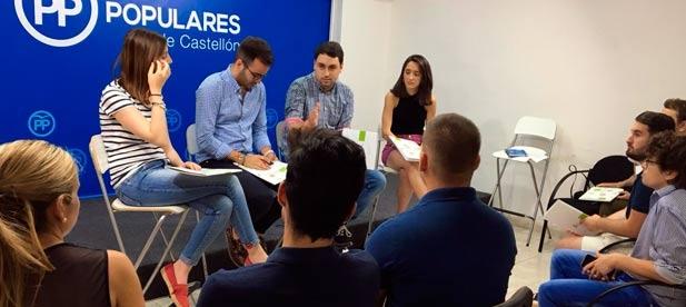 NNGG ya ha activado el nuevo proyecto que se ha aprobado con el objetivo de llevar la voz del PP a todos los rincones de la provincia de Castellón.