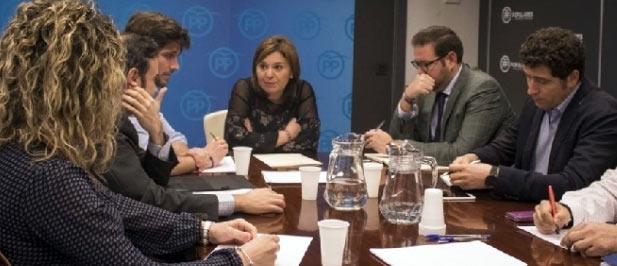 """Bonig: """"El principal problema de los valencianos es el empleo y paralizando inversiones se pone en peligro la recuperación"""""""
