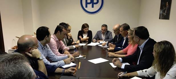 """Barrachina: """"Los vecinos de Castellón ya están viendo como la izquierda sólo recorta y se alía con los separatistas de Compromís mientras los problemas de la gente siguen sin resolverse"""""""