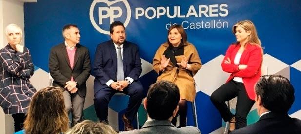 """Bonig: """"Lo que se perpetró el miércoles en Les Corts fue un ataque sin precedentes a la libertad. Puig ha permitido y consentido que la educación valenciana sea hoy un caos, y el PPCV va a seguir adelante denunciándolo"""""""
