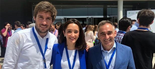 La vallera Carmen Salvador es la nueva Coordinadora de Nuevas Generaciones de la Comunitat Valenciana