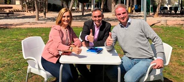 """Barrachina: """"El PP ya ha demostrado que es el único voto eficaz para que Castellón avance"""""""