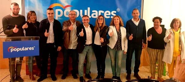 """Barrachina: """"Votar a los candidatos del Partido Popular en estas elecciones es votar futuro, inversiones y oportunidades para el Palancia"""""""