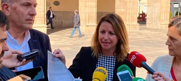 Para Carrasco ésta es una muestra más de la política de recortes de la Generalitat Valenciana