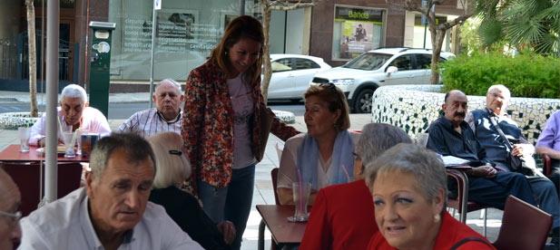 """Carrasco: """"La alcaldesa vuelve a votar en contra de la calidad asistencial en materia sanitaria"""""""