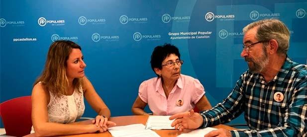 """Anima a todas las asociaciones y a la sociedad castellonense en general a que secunden la manifestación que la entidad ha convocado y que se celebrará el día 27 de octubre en Madrid: """"La sociedad debe movilizarse para acabar con esta lacra""""."""