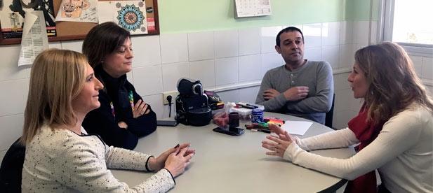 """Carrasco: """"Caritas-Diocesana hace una labor encomiable de acompañamiento a personas sin recursos y necesita recibir más apoyo institucional"""""""