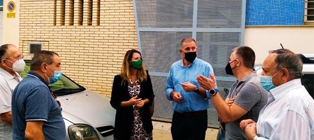 La portavoz del Partido Popular en el Ayuntamiento de Castellón, Begoña Carrasco, pide a la alcaldesa Amparo Marco que medie con Sanidad para que los pacientes vuelvan a ser atendidos en su centros de referencia.