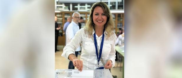 Carrasco anuncia su voluntad de presentar su candidatura a presidir el Partido Popular de la capital de la Plana en la X Asamblea Local del PP