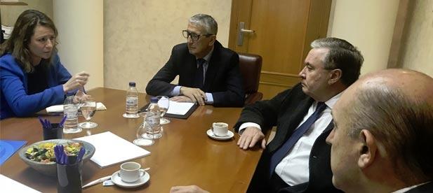 """Carrasco: """"PSOE y Compromís están desaprovechando la oportunidad de convertir a Castellón en el mejor escaparate para dar a conocer las aplicaciones de nuestro azulejo"""""""