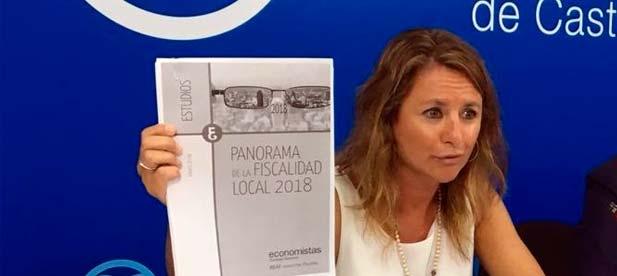 """Carrasco: """"A la provincia y a Castellón le sientan bien las medidas que impulsan los gobiernos del PP"""""""