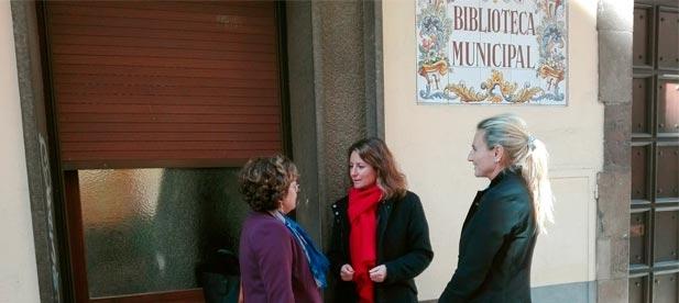 Carrasco insta a Marco a que destine el dinero de todos a espacios públicos que hacen falta en la ciudad.