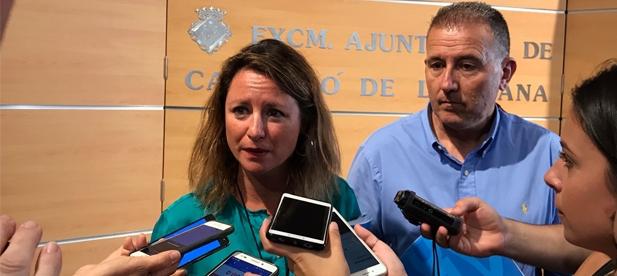 """Carrasco: """"""""PSPV, Compromís y Podemos buscan los culpables fuera de casa cada vez que hay problemas. O echan la culpa a los técnicos o a otras administraciones."""""""