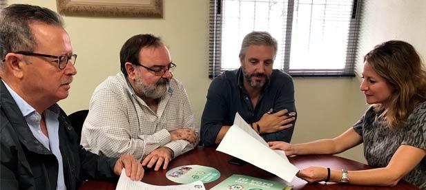 """Carrasco: """"Castellón es una ciudad de primera y como tal merece una cobertura sanitaria de primera"""""""