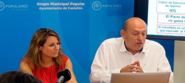 Feliu sitúa esta descoordinación y falta de previsión del bipartito en el fracaso del sistema de votación de los Presupuestos Participativos, que ha implantado el bipartito (PSOE + Compromís)