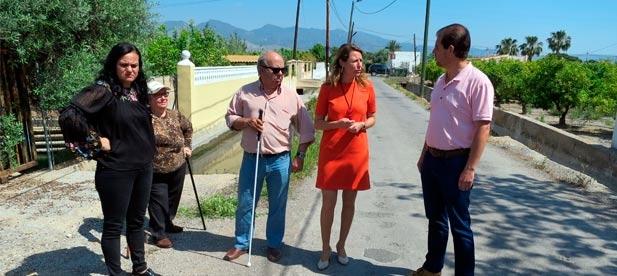 """Carrasco: """"PSOE y Compromís deben priorizar atender las necesidades más urgentes de asociaciones vecinales como la Plana en Trilles"""""""