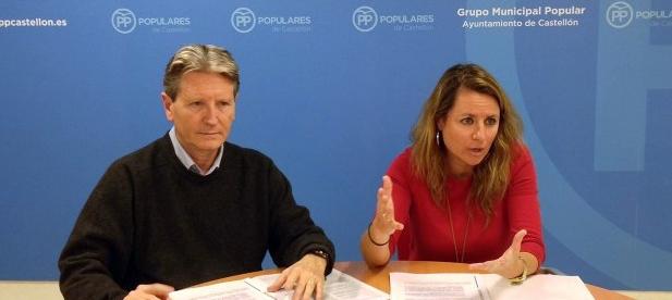 """Carrasco: """"Ante el incumplimiento manifiesto del Pacte del Grao, ¿qué medidas van a tomar Compromís y Castelló en Moviment? ¿Van a permitir que siga siendo alcaldesa pese a que incumple el acuerdo de gobierno?"""