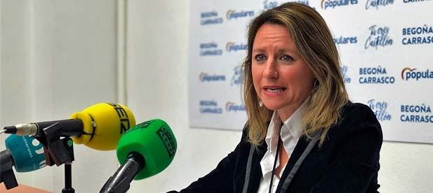 """Carrasco: """"Lo que está pasando en Castellón no tiene nombre, es una tomadura de pelo a todos los castellonenses."""""""